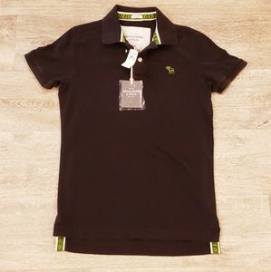 NWT Abercrombie & Fitch Men's The Classic Polo